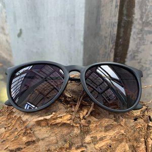 Ray-Ban RB4171 Purple POLARIZED Sunglasses